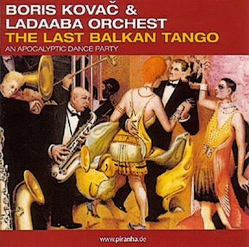 Boris Kovac - Ladaaba Orchest