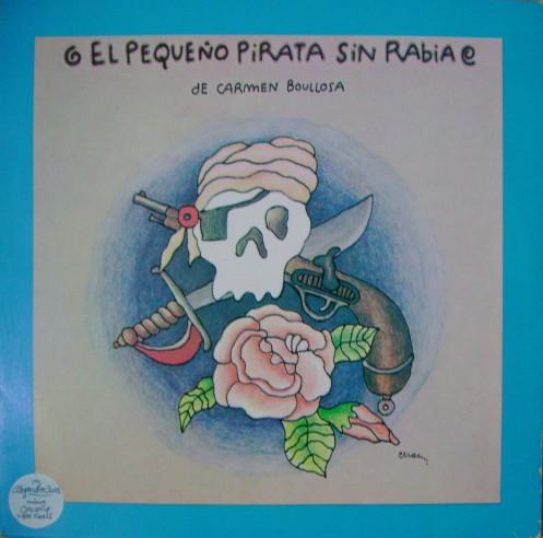 El Pequeño Pirata Sin Rabia