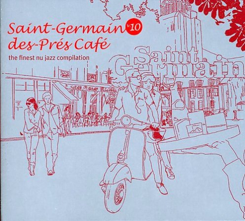 Saint-Germain Des-Pres Cafe Vol 10 (2 CD)