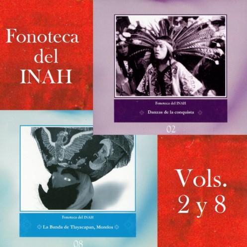 Novedades Fonoteca INAH
