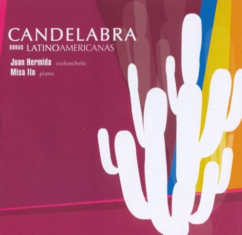 Candelabra: Obras Latinoamericanas con Violín / Cello y Piano